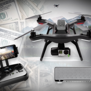 3DR Drone, GoPro, Cash & Storage Giveaway